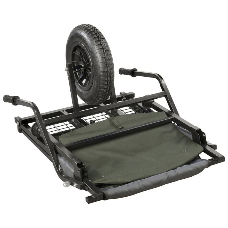 Contact Barrow with foldable handles and a detachable wheel image 2