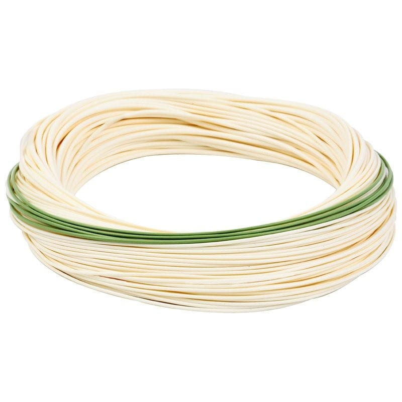 XS Buzzer Tip Fly Line Olive/Ivory WFBT image 3
