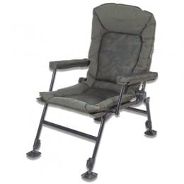 Indulgence Camo Hi Back Chair