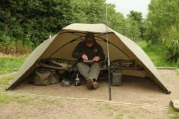 Lo Pro Brolly PLUS FREE GROUNDSHEET WORTH £34.95