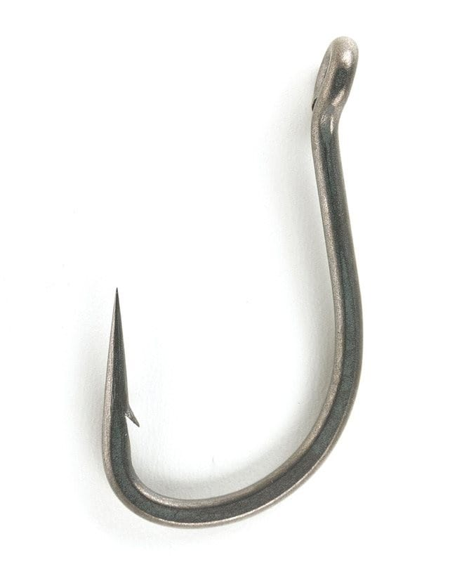 Edges Armapoint Stiff Rig Straight Barbed Carp Hooks Pack of 10 image 2