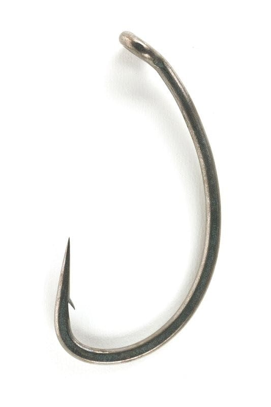 Edges Armapoint Curve Shank Medium Barbed Carp Hooks Pack of 10 image 3