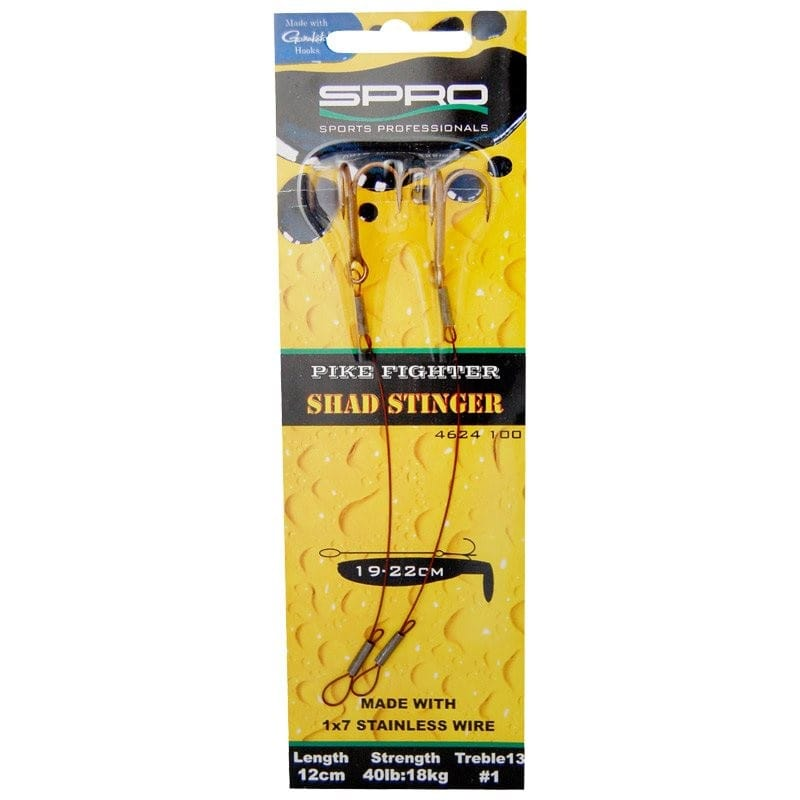 Pike Fighter Shad Wire Stinger image 1