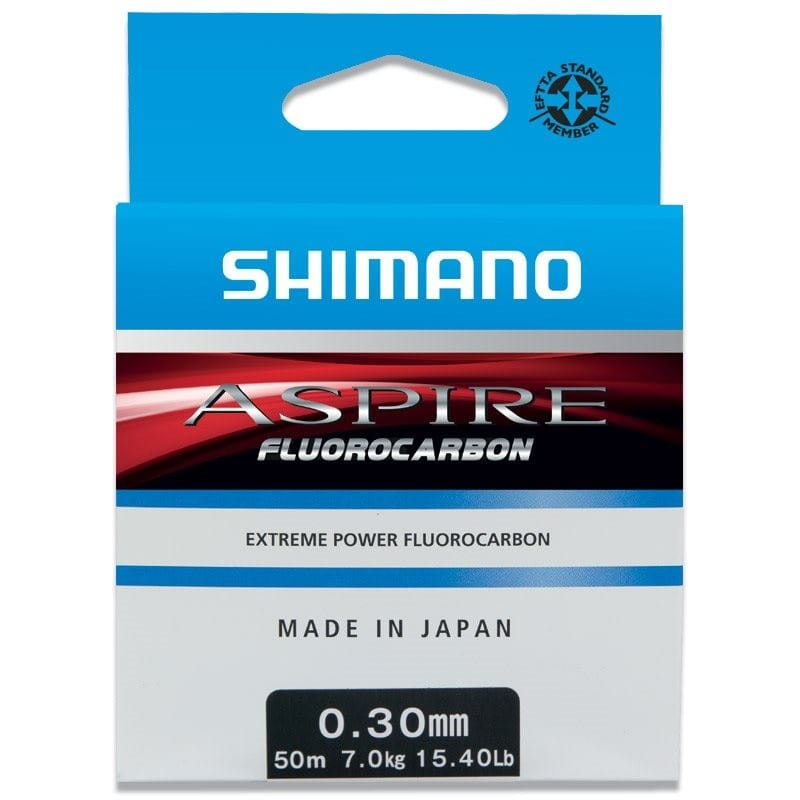 Aspire Fluorocarbon Hooklength