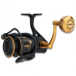 Slammer III Spin Fixed Spool Reels