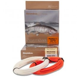 XS Floating Fly Line Hi-Viz Orange WFF