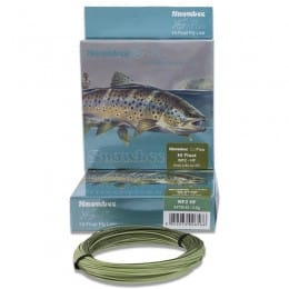 XS-Plus Hi-Float Fly Line 2 Tone Olive WFHF