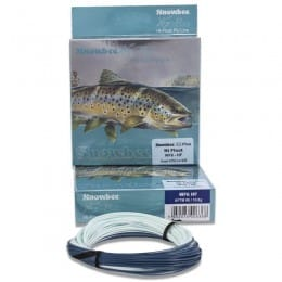 XS-Plus Hi-Float Fly Line 2 Tone Blue WFHF