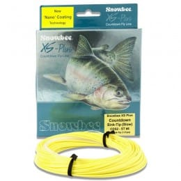 XS Plus Countdown 1.5ips Sink Tip Fly Line Clear & Primrose WFCDS2 7ST