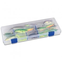 Tuff Tainer 3009 tackle box - 3 partitions & 9 Zerust dividers
