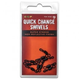 Quick Change Swivels Pack of 10