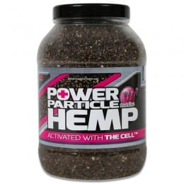 Power+ Particle Hemp 3litre PVA Friendly