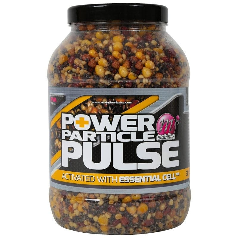 Power+ Particle Pulse Mix 3litre PVA Friendly image 2