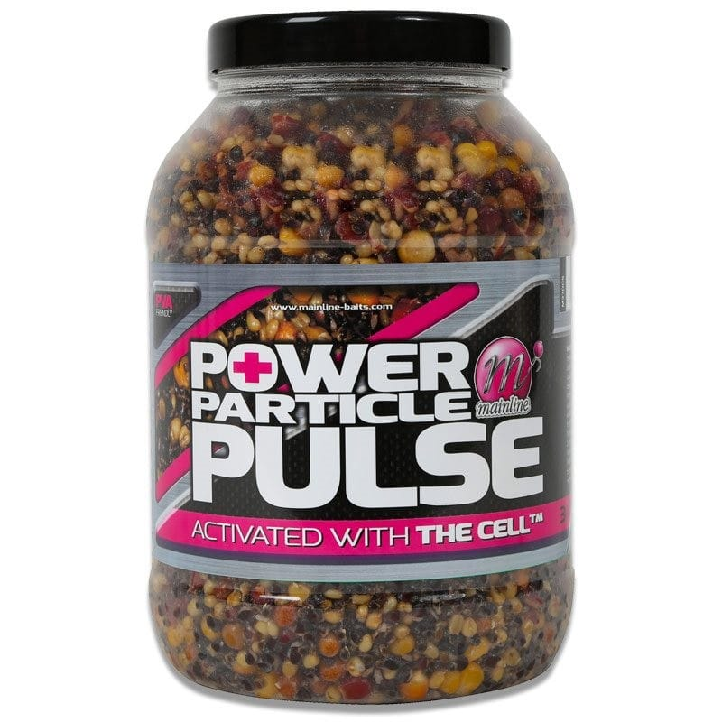 Power+ Particle Pulse Mix 3litre PVA Friendly