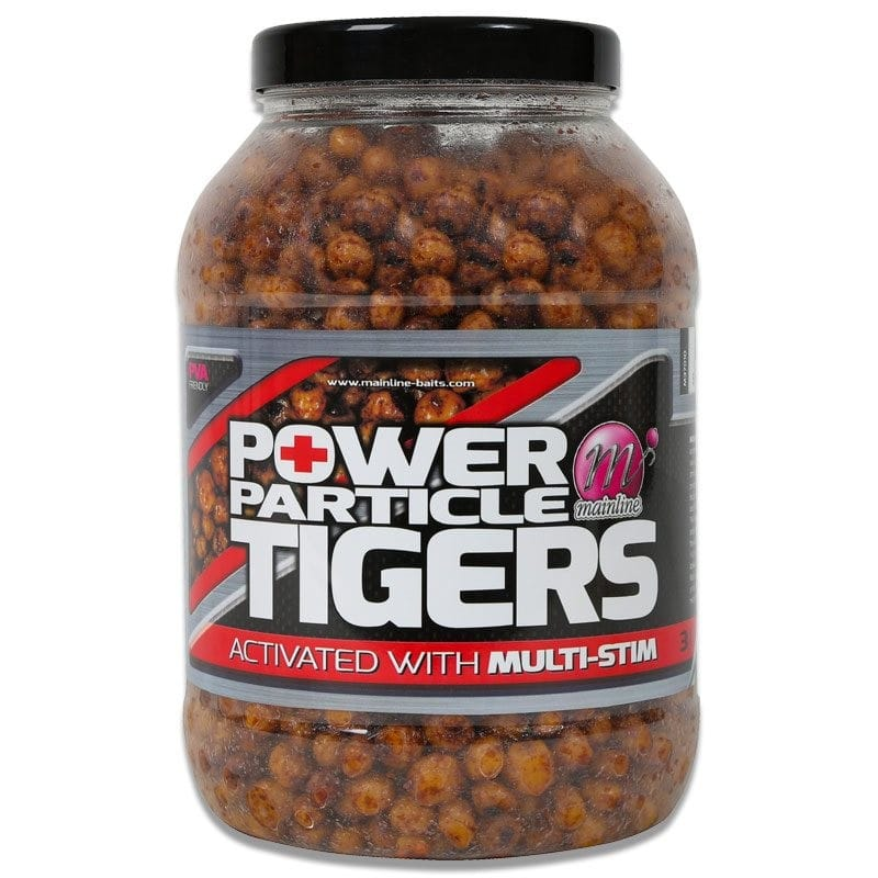Power+ Particle Tigers 3litre PVA Friendly image 1
