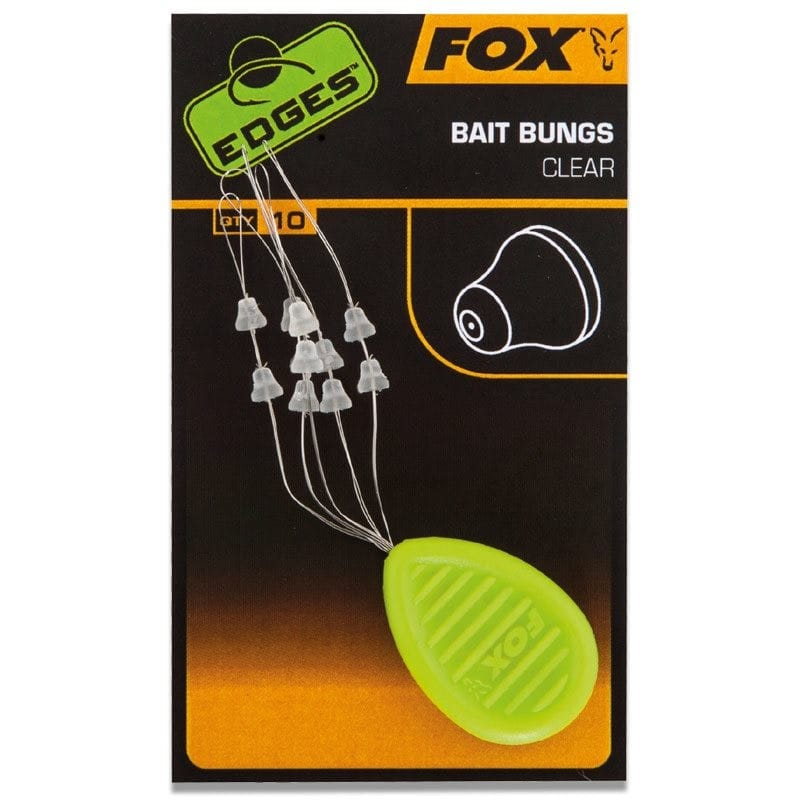 Edges Bait Bungs Clear