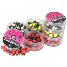 Supa Sweet Ziggers Red & Black White & Black Yellow & Black