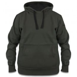 Green & Black Hoodies