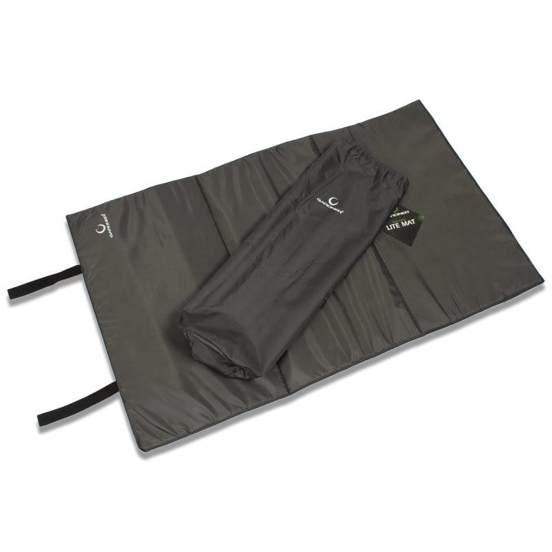Lite Mat with a drawstring carry bag