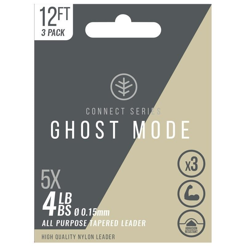 Ghost Mode Tapered Leaders