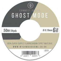 Connect Series Ghost Mode Fluorocarbon Tippet