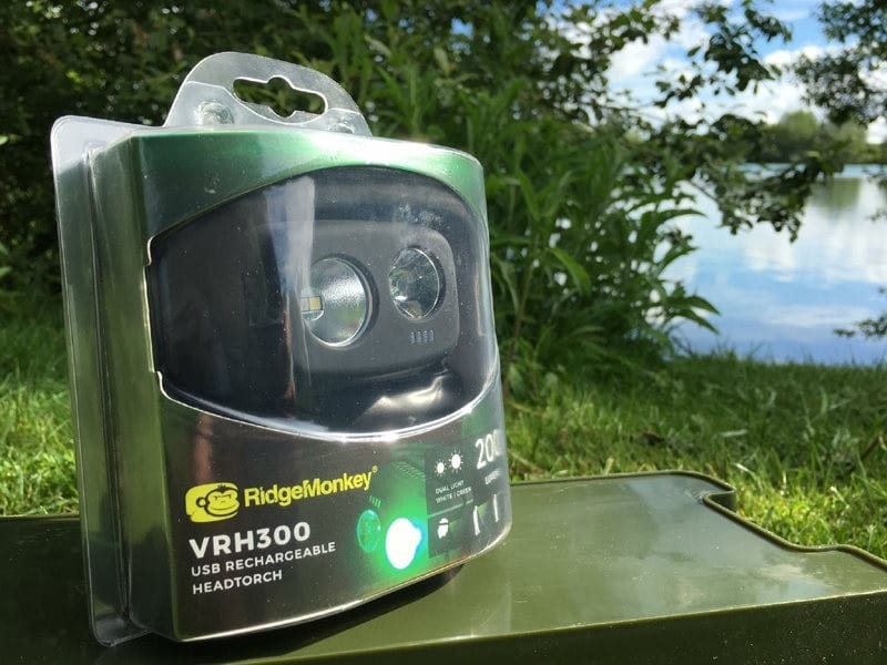 VRH300 USB Rechargeable Headtorch image 7