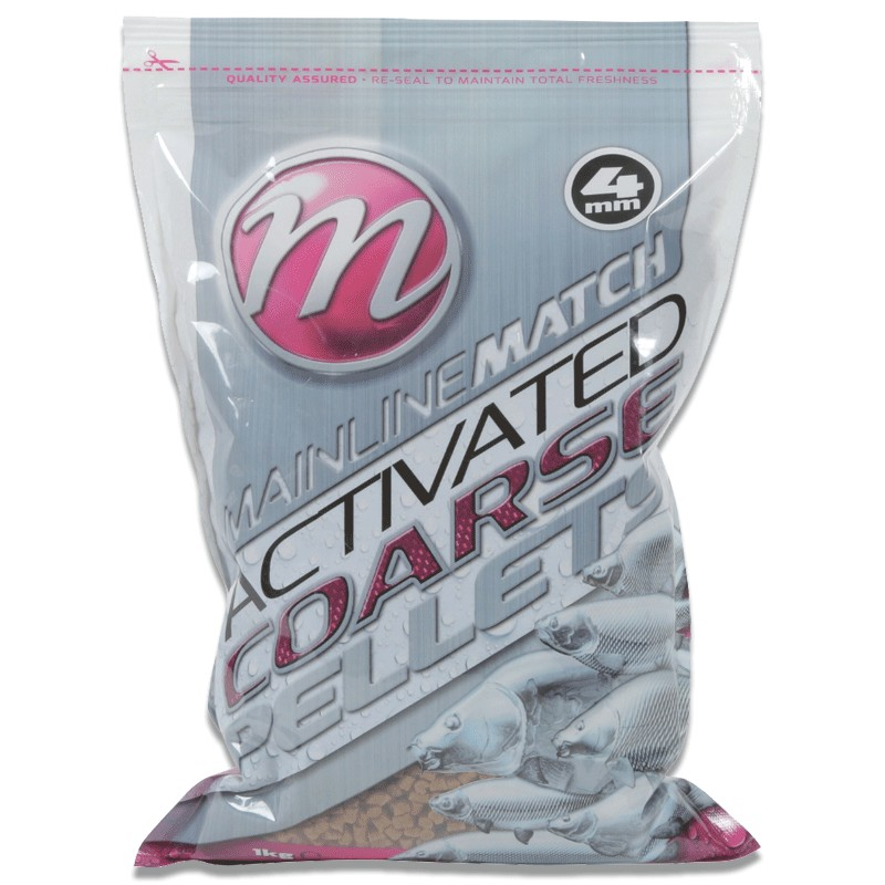 Match Activated Carp & Coarse Pellets 1kg image 1