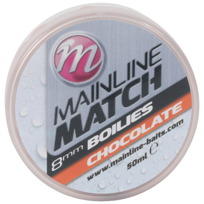 Match Boilies 8mm image 2