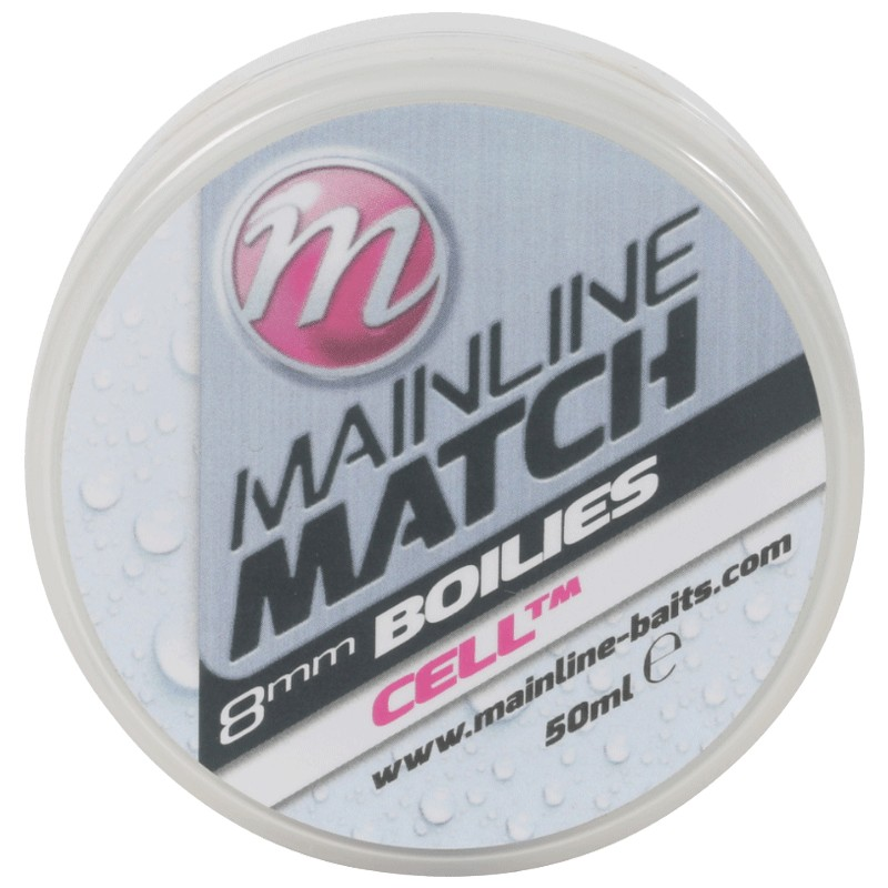 Match Boilies 8mm image 4