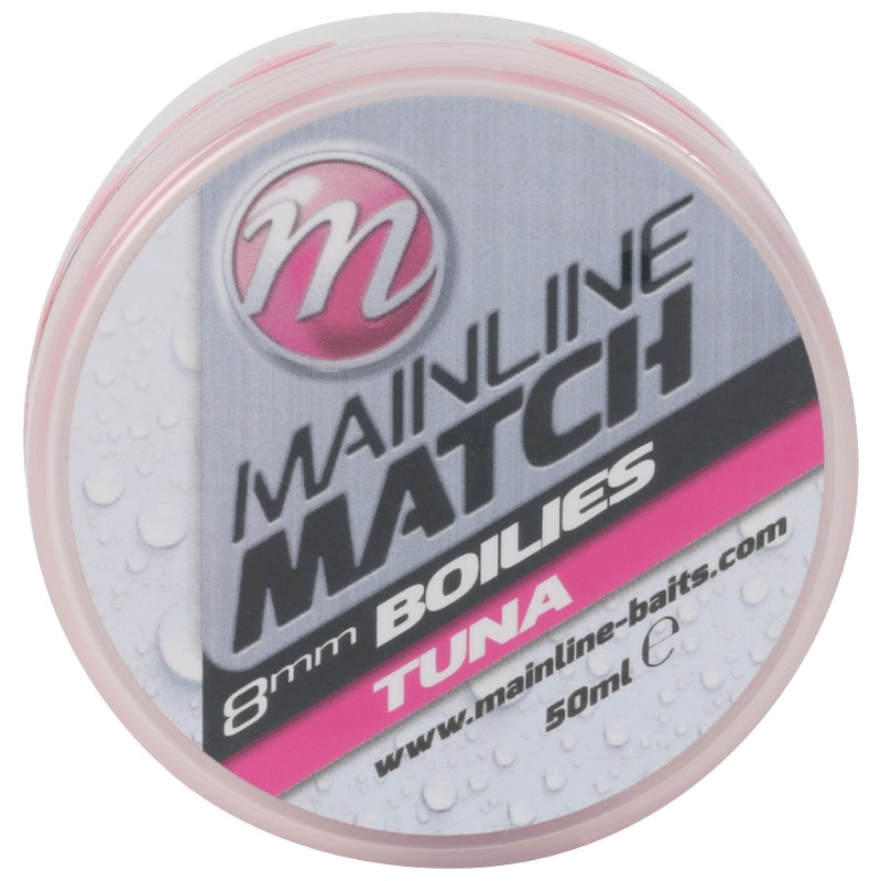 Match Boilies 8mm image 3