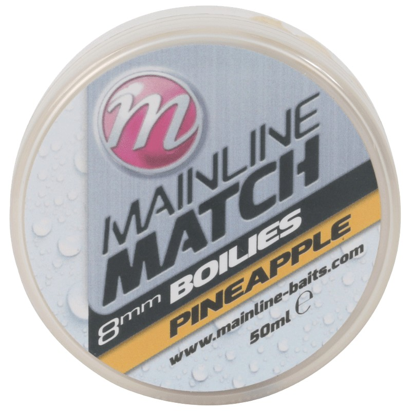 Match Boilies 8mm image 5