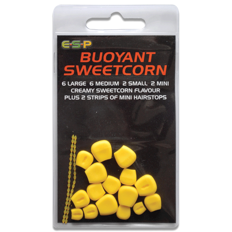 Buoyant Sweetcorn Pack of 16
