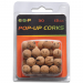 Pop Up Corks with a heavily pitted surface Image 1