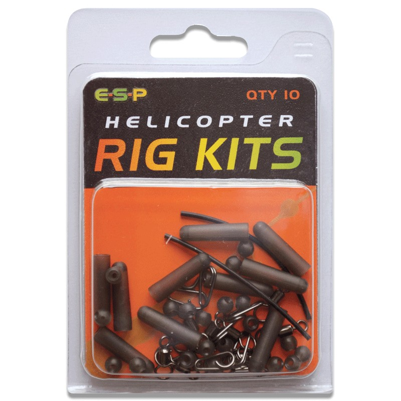 Helicopter Rig Kits image 0