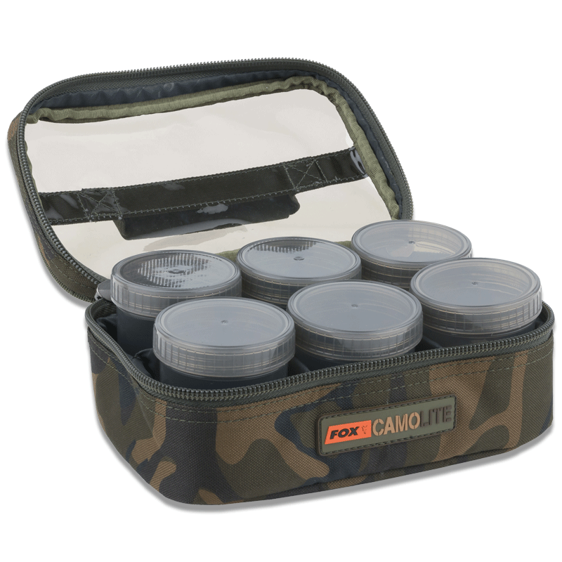 Camolite Glug 8 Pot Case