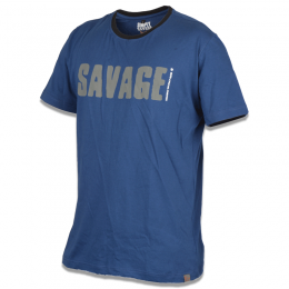 Simply Savage Tee Blue