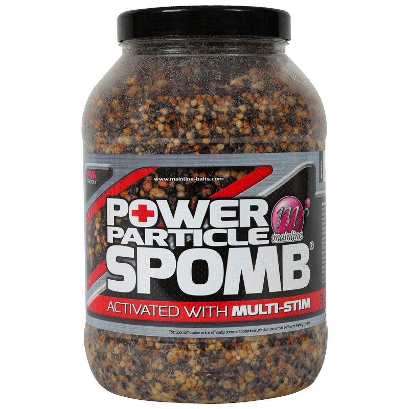 Power+ Particle Spomb Mix PVA Friendly 3 litre image 2