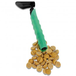 Kutter for slicing whole boilies into halves