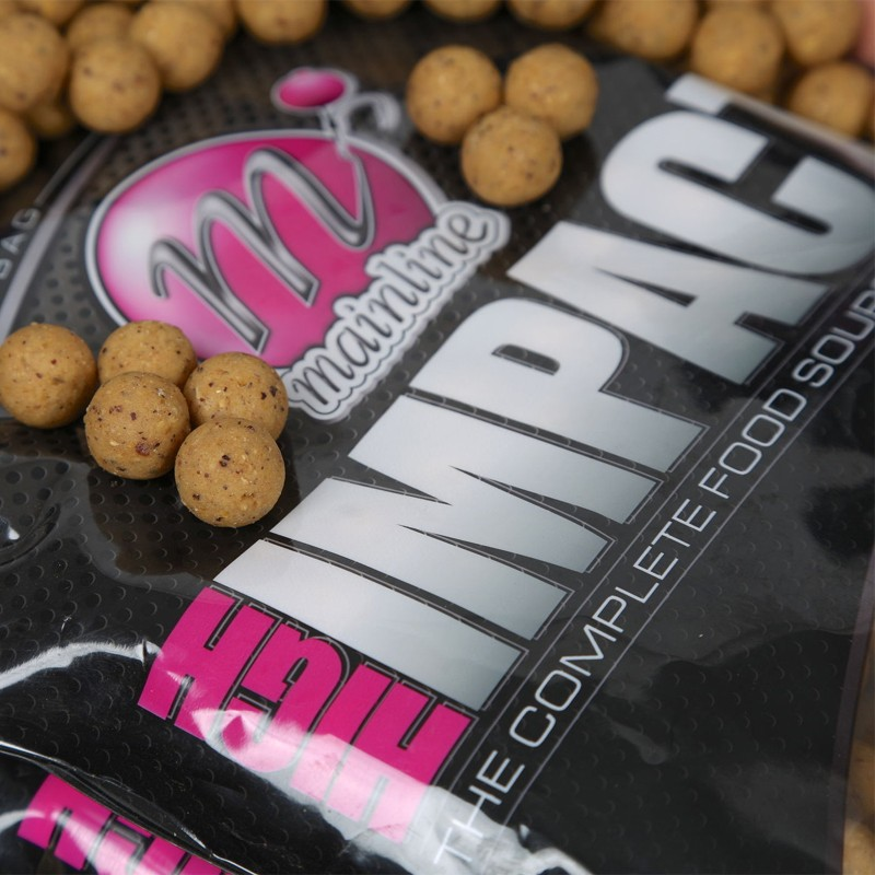 High Impact Boilies 15mm 3kg image 1