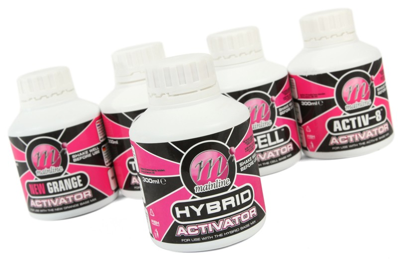 Dedicated Base Mix Activators 300ml