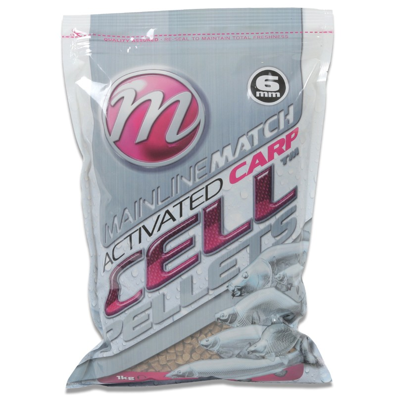 Match Activated Carp Cell Pellets 1kg