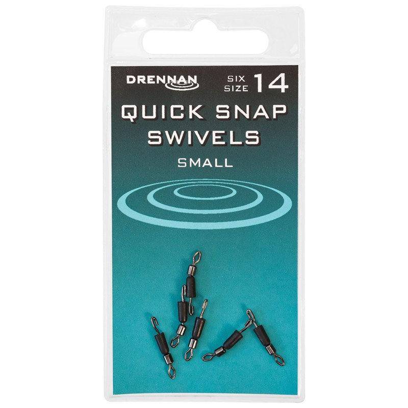 Quick Snap Swivels Pack of 6 image 2