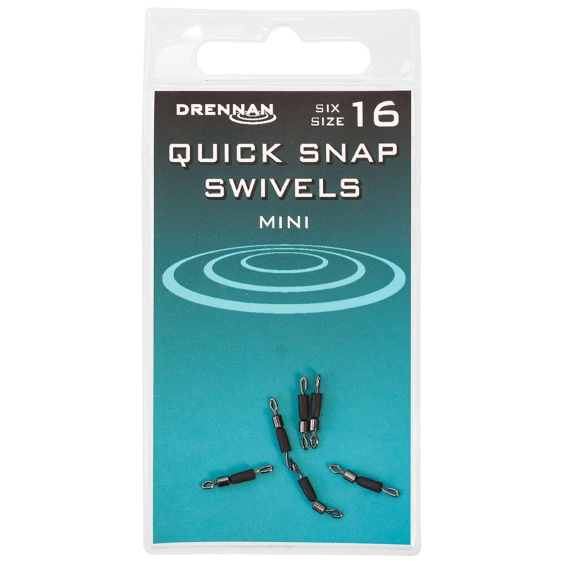 Quick Snap Swivels Pack of 6 image 3