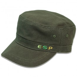 Military Cap Olive Green