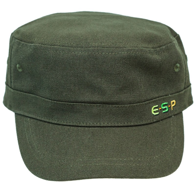 Military Cap Olive Green image 3