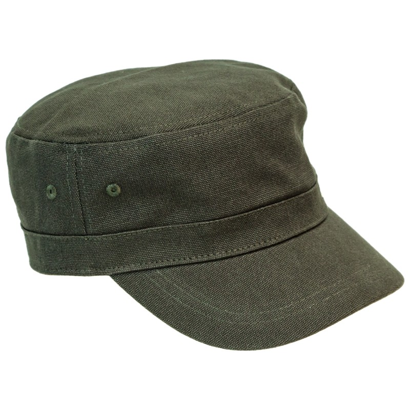 Military Cap Olive Green image 2