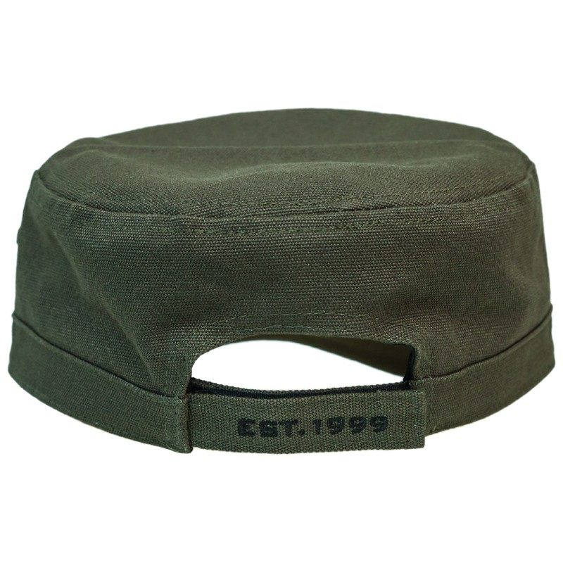 Military Cap Olive Green image 4