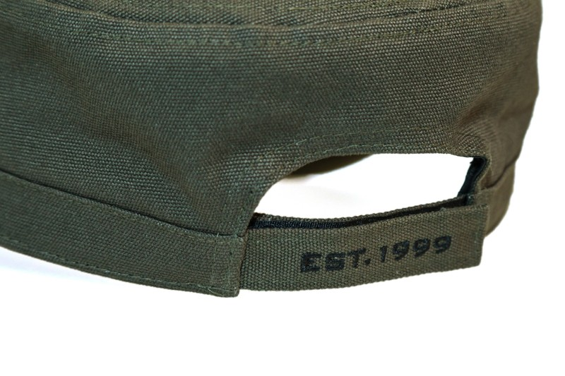 Military Cap Olive Green image 5