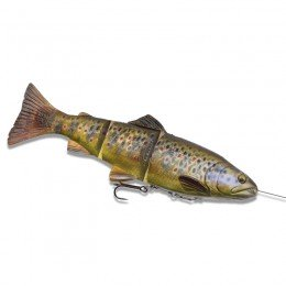 4D Line Thru Trout 15cm Moderate Sink