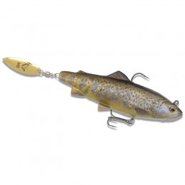 4D Trout Spin Shad 14.5cm
